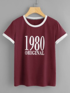 1980 tee
