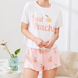 just peach