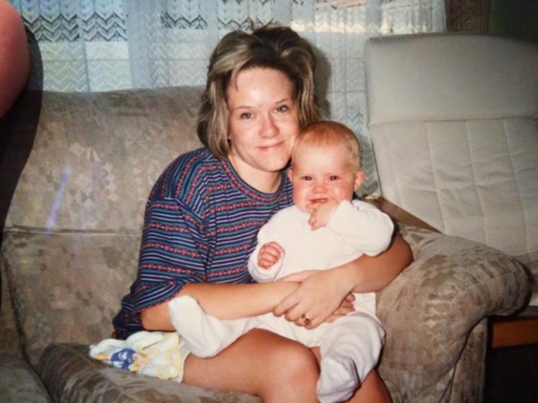 me and mom 2